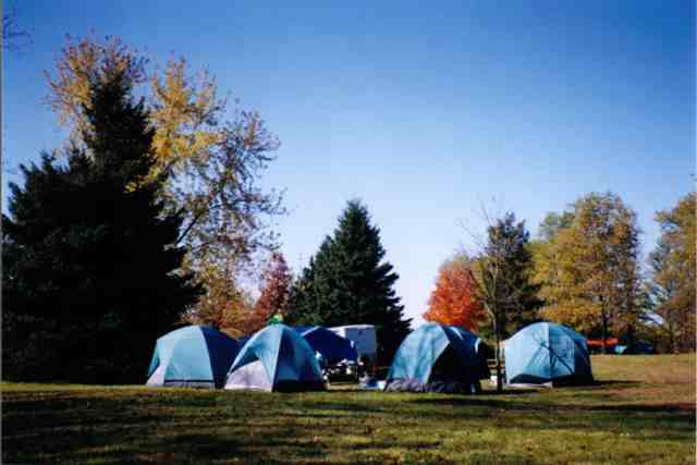 Plan a Camping Get-Away