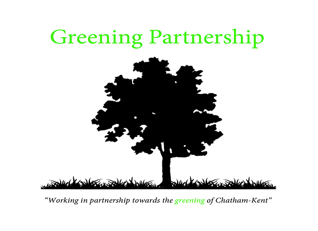 Greening Partnership logo