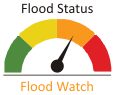 Flood Status - Watch