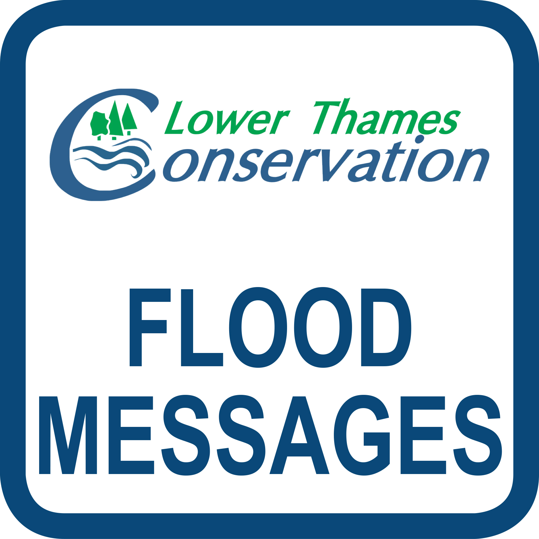Twitter Account for Flood Messages