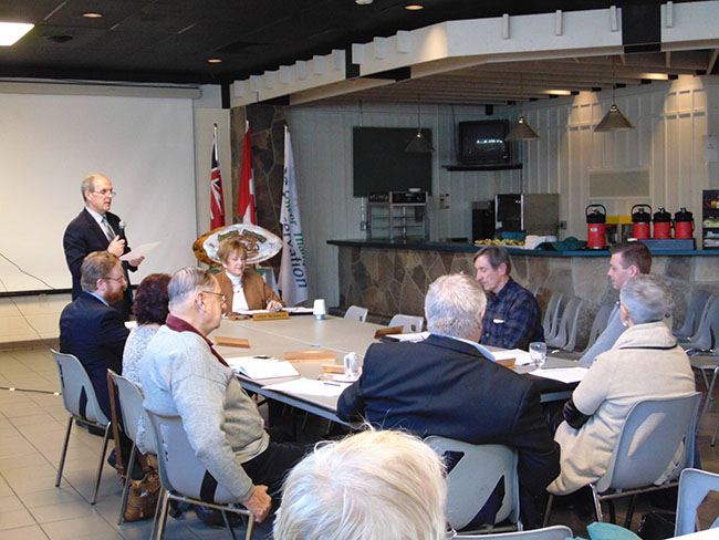 """Conservation Authority Budget Approved for 2016""  LTVCA Holds AGM"