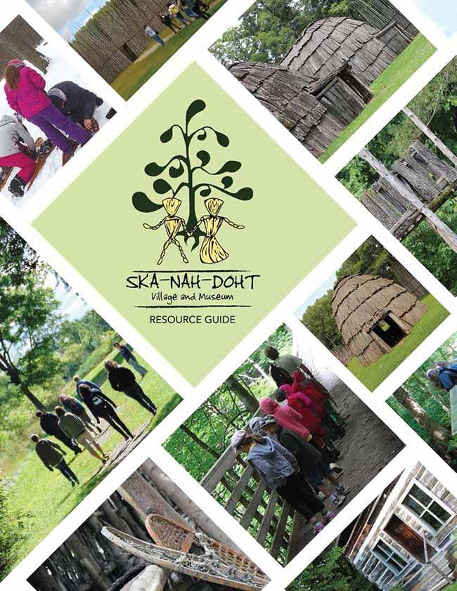 New Resource Guide for Ska-Nah-Doht Village & Museum
