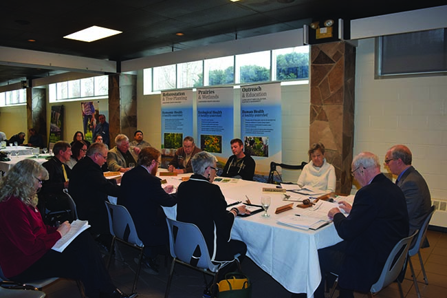 """Conservation Authority Budget Approved for 2017""   LTVCA Holds Annual General Meeting"