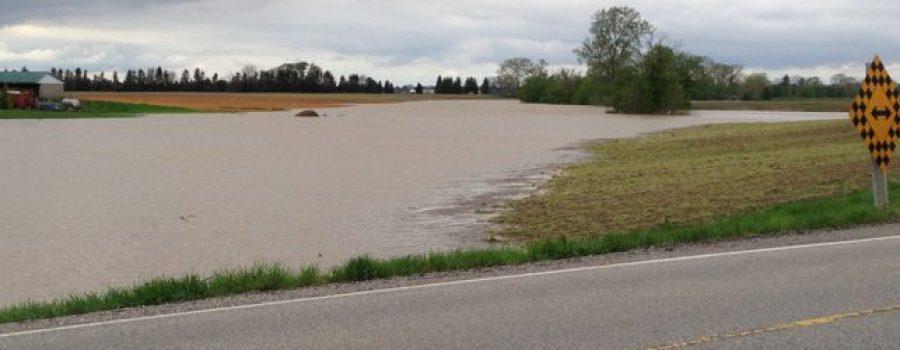 LTVCA – Flood Outlook – Area Watercourses and Lake Erie – November 01, 2018 – 9:45 AM