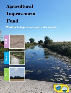 Agricultural Improvement Fund logo