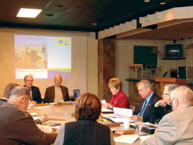 LTVCA Board Holds Annual General Meeting