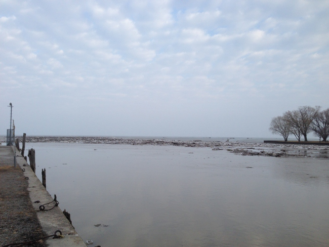 Watershed Conditions – Safety Bulletin – March 21, 2015 – 10:00 A.M.