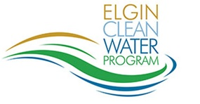 Elgin Clean Water Program Logo