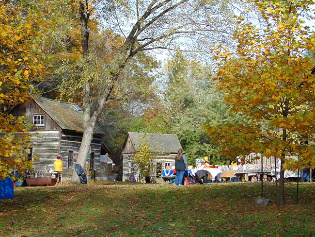 """Tastes of Fall""   – Harvest Event at Longwoods Road Conservation Area"