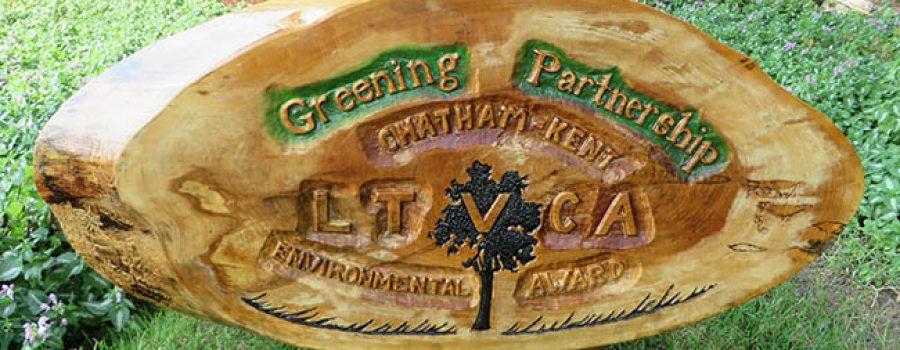 Greening Partnership Award
