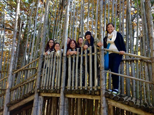 """Tastes of Fall"" Event at Longwoods Road Conservation Area Features  ""Sisters of All Nations Singers"" Sunday, October 4, 2015"