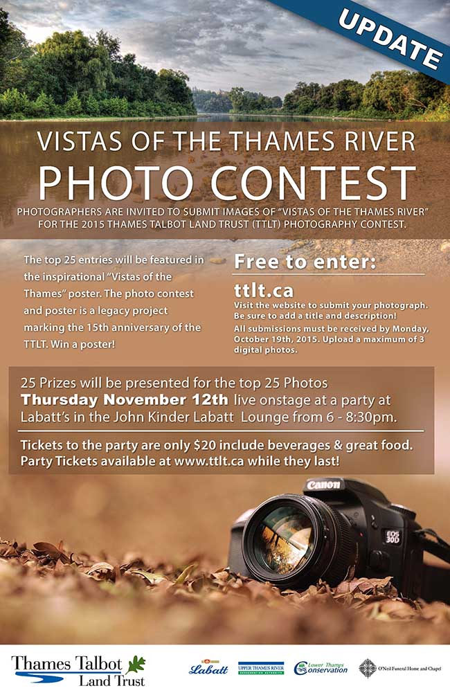 25 Prizes will be Presented for the Top 25 Photos…