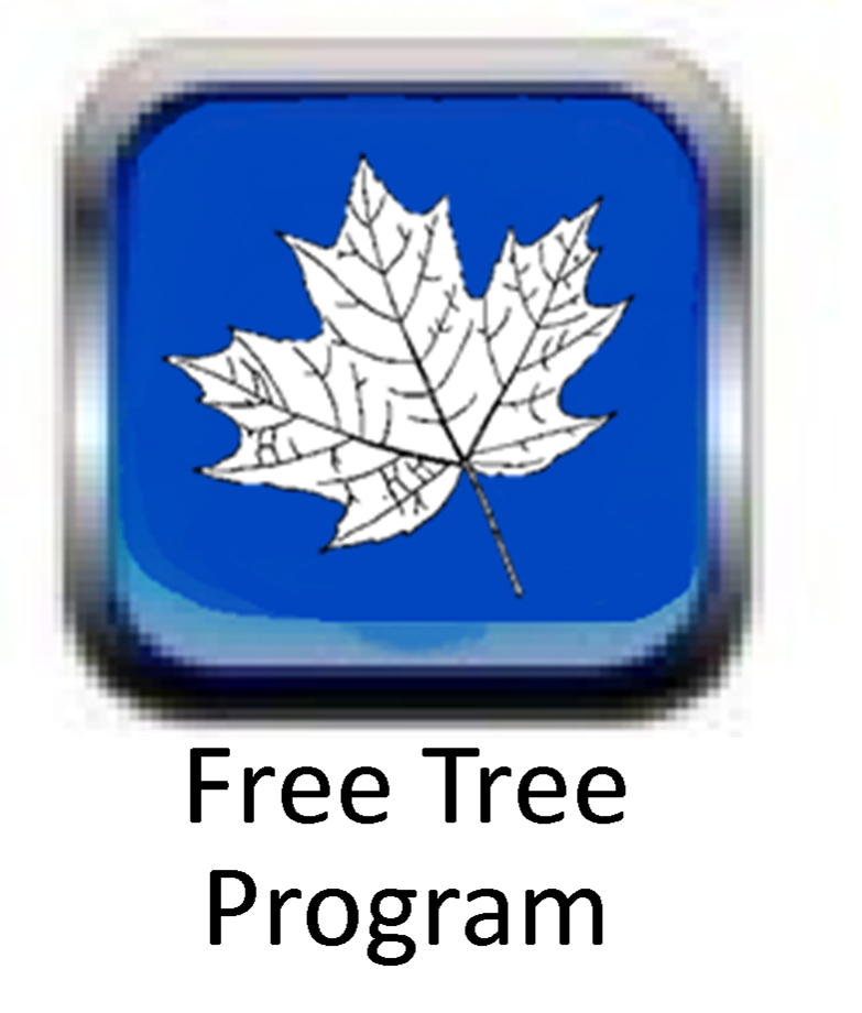 Free Tree Button