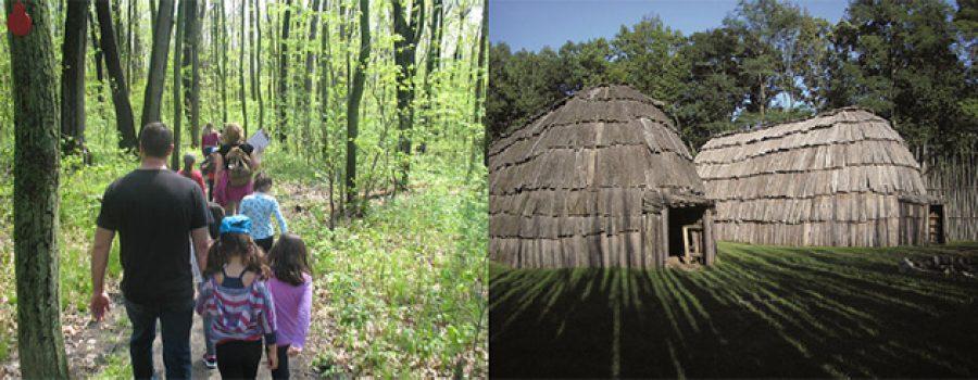 conservation education and Ska-Nah-Doht Village