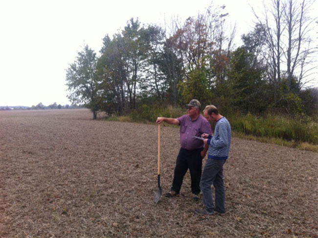 """Stewardship Programs Provide Grants""  LTVCA Works with Landowners to Enhance and Protect the Environment"