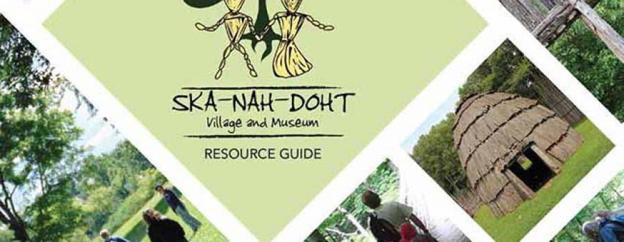 Resource Guide for Ska-Nah-Doht Village & Museum