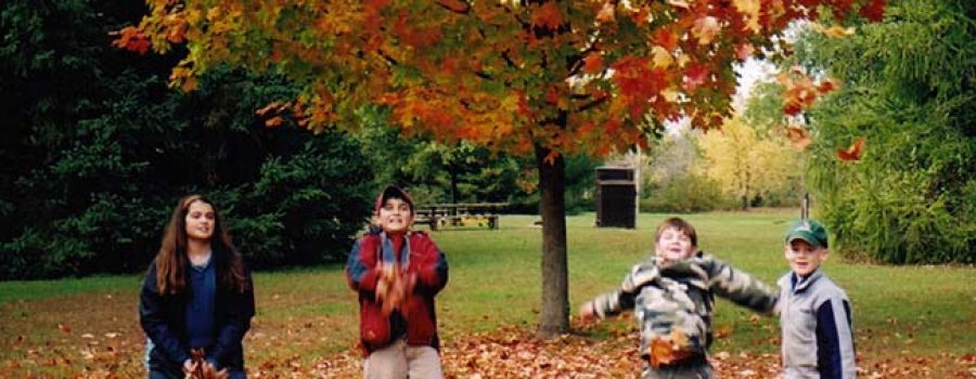 """""""Fall Hours at Longwoods and Ska-Nah-Doht Village""""  Lots to do at Longwoods Road Conservation Area!"""
