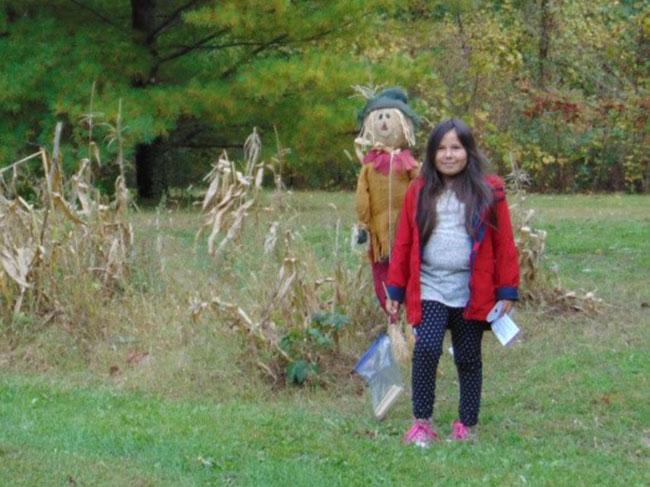 """Celebrate the Harvest Season at Longwoods and Ska-Nah-Doht Village!""  Tastes of Fall at Ska-Nah-Doht"