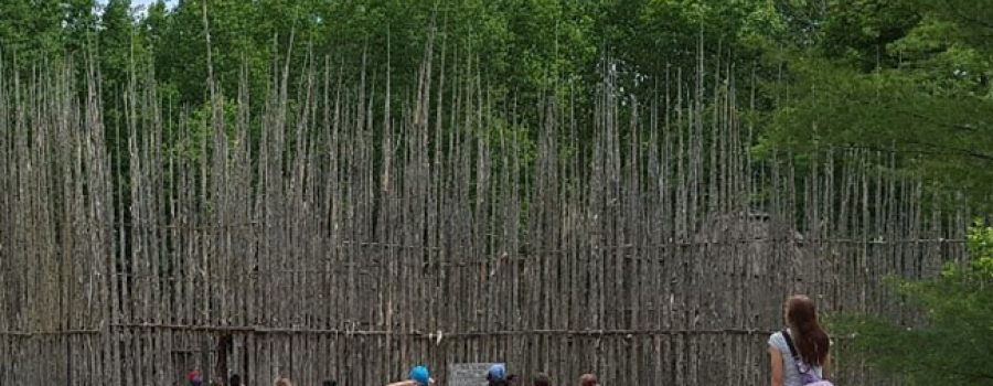 """""""Book your class field trip – fall experiential learningactivities""""  Unique Blending of Western Science & First Nations Traditional Ecological Knowledge Programs at Longwoods Road Conservation Area / Ska-Nah-Doht Village"""