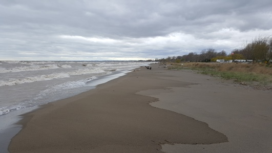 Watershed Conditions – Safety Bulletin – Lake Erie Shoreline – May 16th, 2017 – 2:00 p.m.