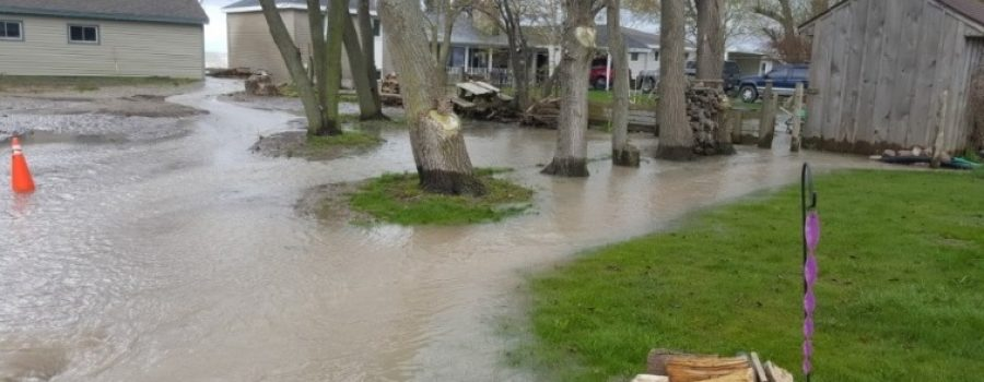 Watershed Conditions – Flood Outlook – Local Watercourses and Lake Erie Shoreline – January 22, 2019 – 3:15 p.m.