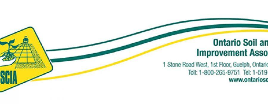 Ontario Soil and Crop Improvement Association logo