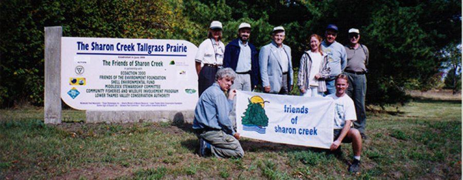 Friends of Sharon Creek