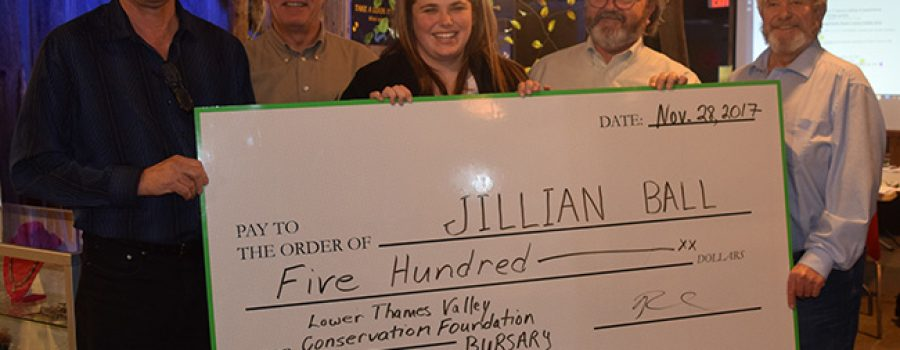 Jillian Ball