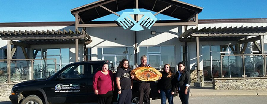 Chippewas of the Thames First Nation Receives Stewardship Award