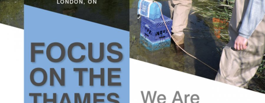 Focus on the Thames Forum Save the Date