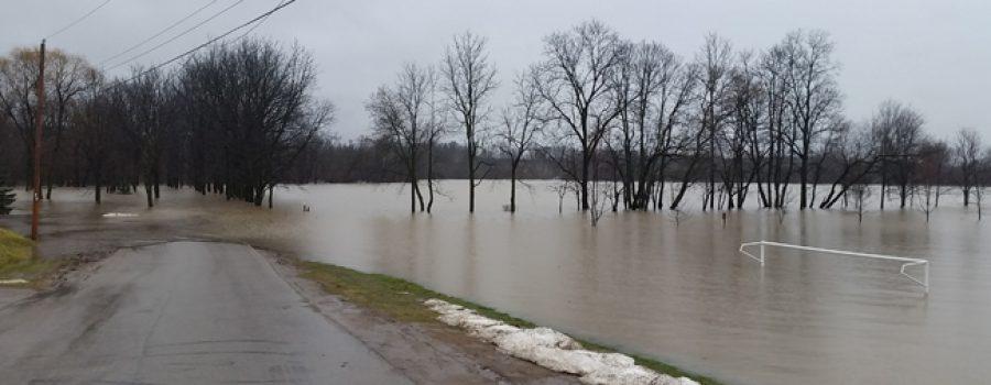 Flood Warning – February 22nd, 2018 – 8:20 PM