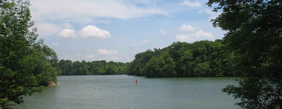 Sharon Creek Conservation Area - Springer Lake Reservoir