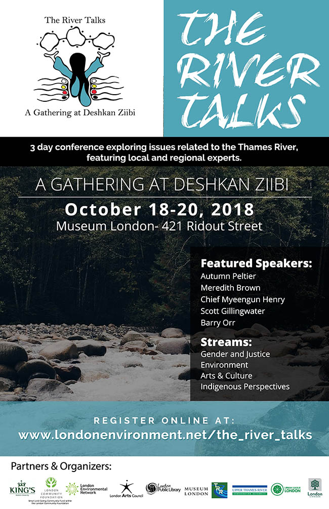 The River Talks –  A 3 Day Conference