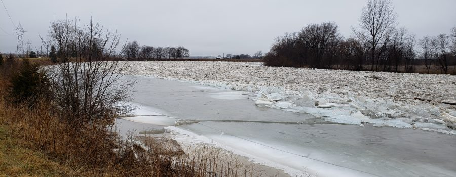Watershed Conditions – Safety Bulletin – Thames River Watershed – February 23, 2019 – 1:15 p.m.