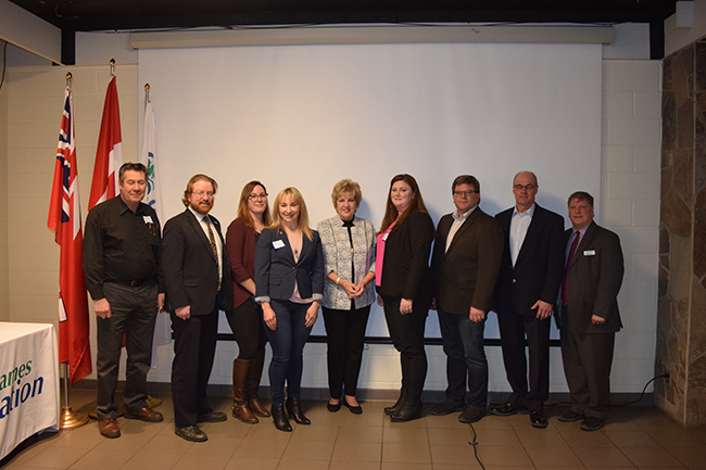 """Conservation Authority Budget Approved for 2019"" LTVCA Holds Annual General Meeting"