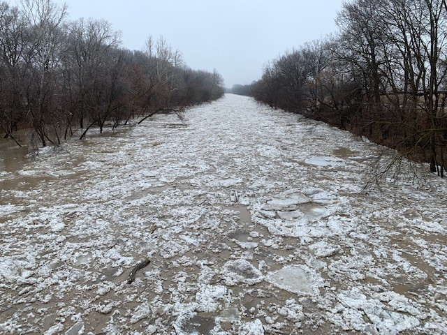 Watershed Conditions – Safety Bulletin – Thames River Watershed – March 11, 2019 – 12:30 p.m.