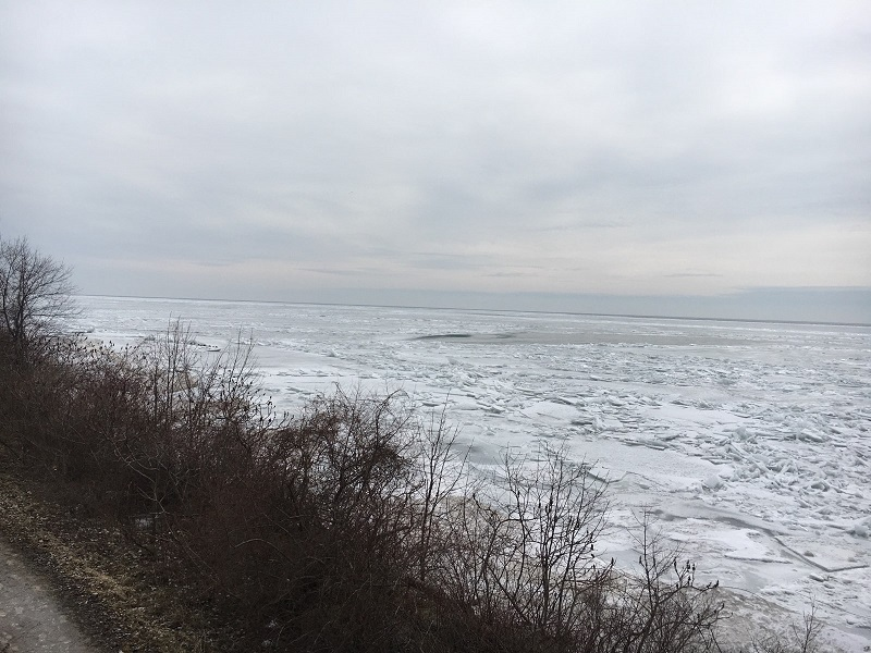 Watershed Conditions – Safety Bulletin – Lake Erie Shoreline – February 23, 2019 – 2:30 p.m.