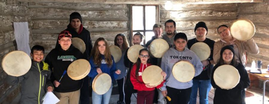 Standing Bear Youth Leadership Camp 2019