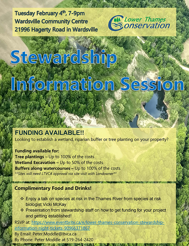 Stewardship Information Night