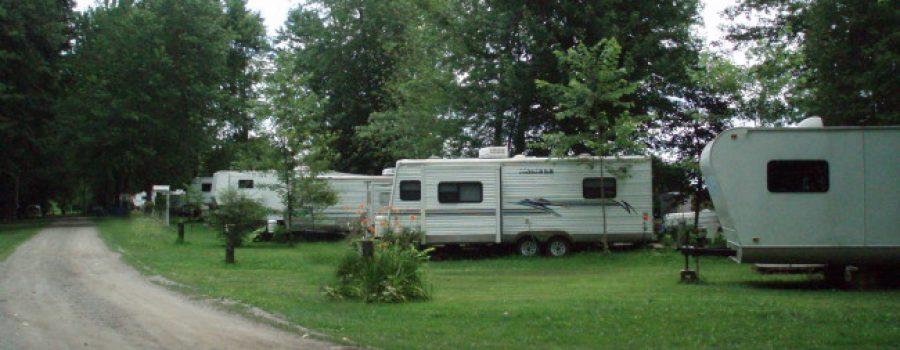 Wilson seasonal campground