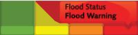 Flood Status Flood Warning
