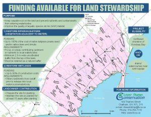 Rondeau Bay Stewardship Flyer